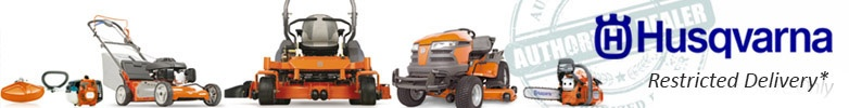 HUSQVARNA Blowers, Vacuums & Sweepers