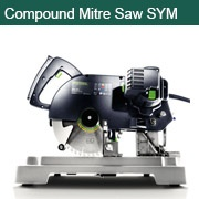 Compound Mitre Saw SYM