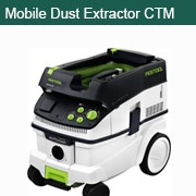 Mobile Dust Extractors CTM