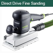 Direct Drive Orbital Sanders for Fine Sanding