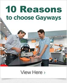 10 Reasons to choose Gayways