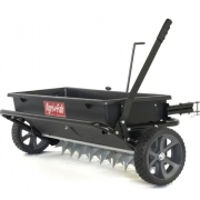 Drop Spreader/Spike Aerator