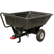 Agri Fab Tow Poly Tipping Cart - 45-0345