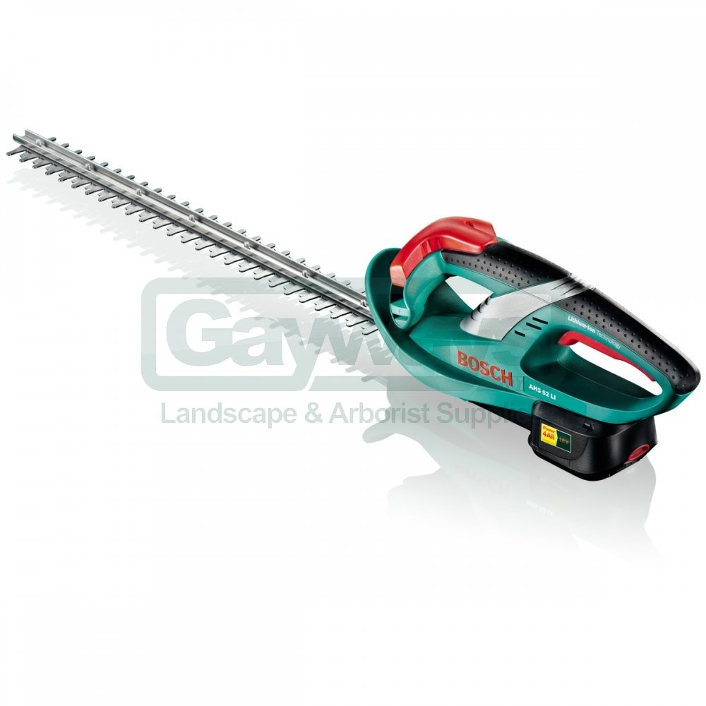 bosch ahs52li cordless hedge trimmer bosch from gayways uk. Black Bedroom Furniture Sets. Home Design Ideas