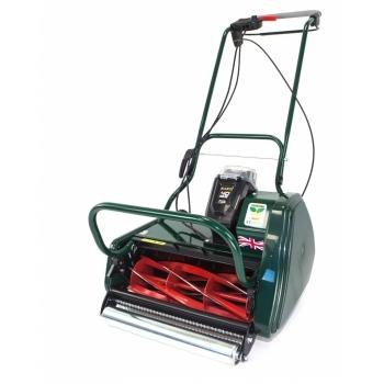 ALLETT Battery Lawnmower Liberty 43