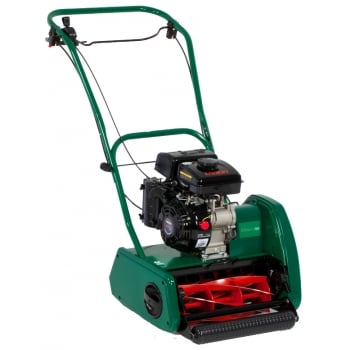 ALLETT Classic Petrol Lawnmower 14L/17L