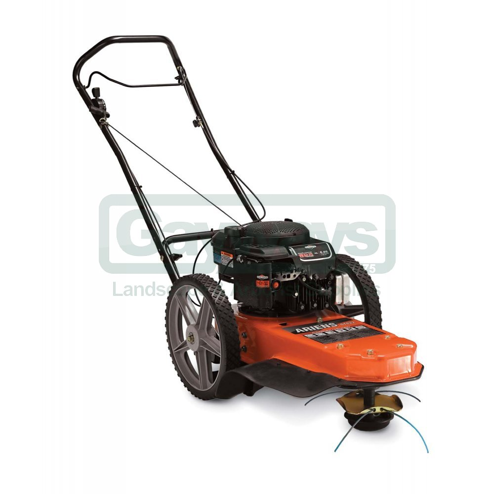 String Trimmer Petrol Push Wheeled Grass Strimmer From