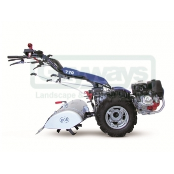 BCS 770 HY PowerSafe Two Wheel Tractor