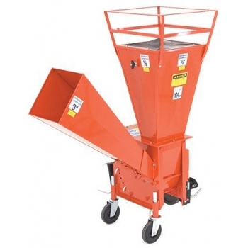 BCS Chipper Shredder