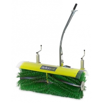 BCS Power Brush with Collector