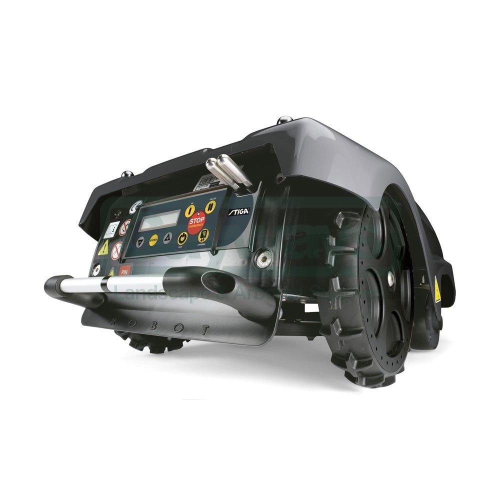 Li Ion Robotic Mower From Gayways Uk