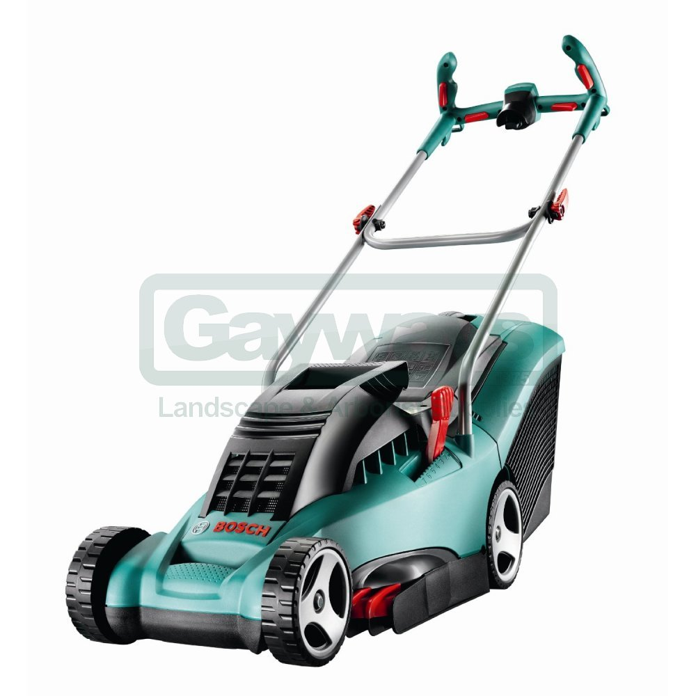 rotak 32 li high power ergoflex cordless lawnmower from gayways uk. Black Bedroom Furniture Sets. Home Design Ideas