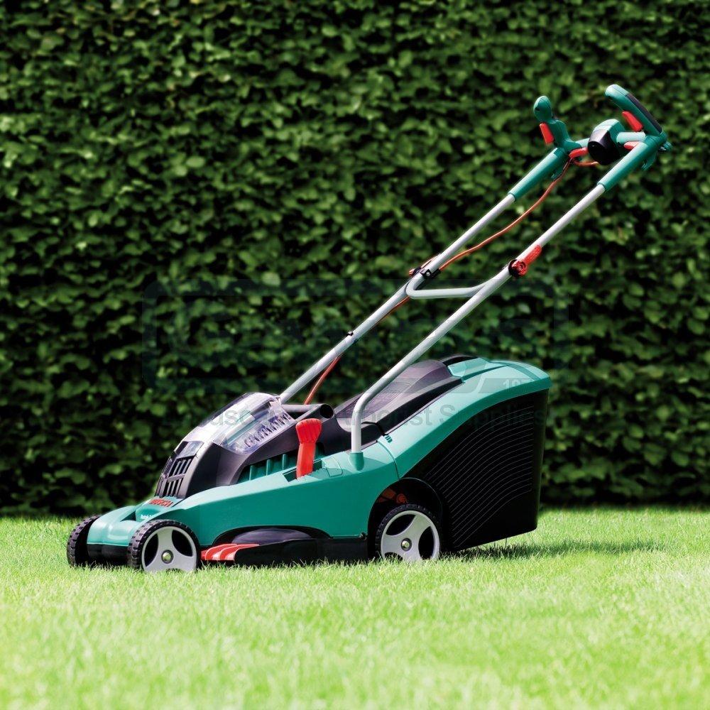 rotak 37 li ergoflex cordless lawnmower battery charger. Black Bedroom Furniture Sets. Home Design Ideas