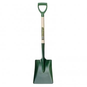BULLDOG Contractors Square Mouth Shovel