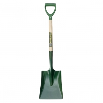 BULLDOG Open Socket Square Mouth Shovel