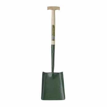 "BULLDOG Square Mouth Shovel 28"" No.2"