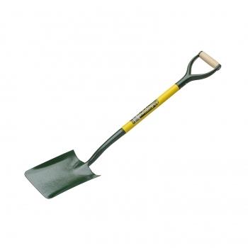 BULLDOG Square Trench Shovel