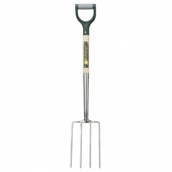 BULLDOG Stainless Steel Digging Fork