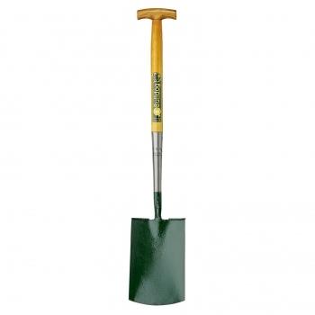 BULLDOG Treaded Digging Spade