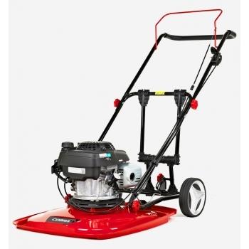 COBRA AirMow51Pro Petrol Hover Push Lawnmower