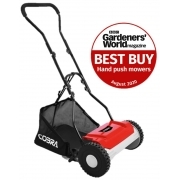 COBRA HM381 Hand Propelled Manual Lawnmower