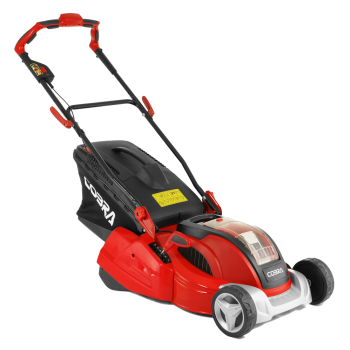 COBRA RM4140V Battery Lawnmower