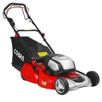 COBRA Self Propelled Battery Lawnmower RM51SP80V