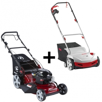 DEALS Mower + Scarifier