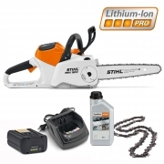 STIHL Battery  MSA 160 C-BQ Chainsaw Kit + FREE CHAIN OIL + FREE CHAIN