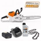 STIHL Battery MSA 200 C-BQ Chainsaw Kit + FREE CHAIN+ FREE Chain Oil