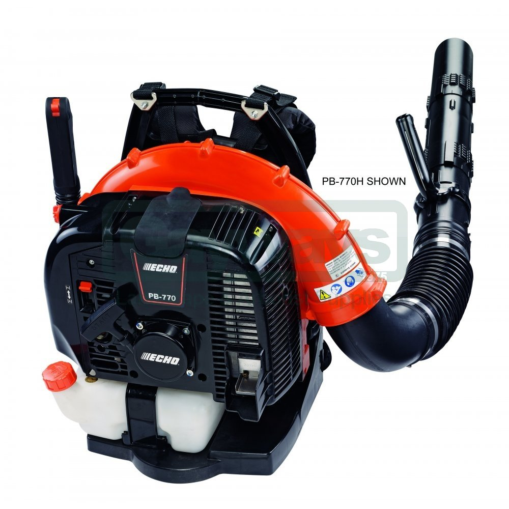 Stihl Blower 770 : Pb petrol backpack blower from gayways uk