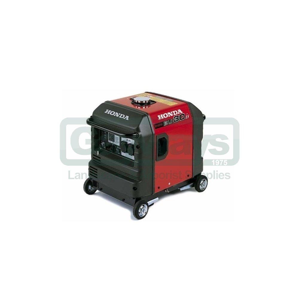 honda eu30is compact generator honda from gayways uk. Black Bedroom Furniture Sets. Home Design Ideas
