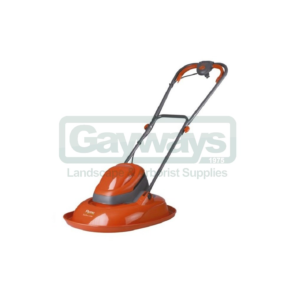 turbo lite 330 electric hover lawnmower from gayways uk. Black Bedroom Furniture Sets. Home Design Ideas