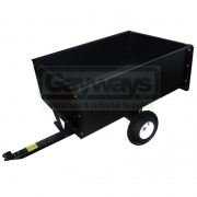 GARDENCARE AC22101 Lawn Mower Trailer - Pin Hitch