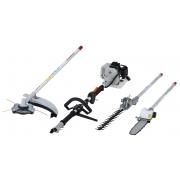 GARDENCARE GCMT263 26cc  4-in-1 Multi Tool