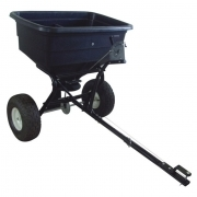 TOWBEHIND BROADCAST SPREADER175LB AC31510