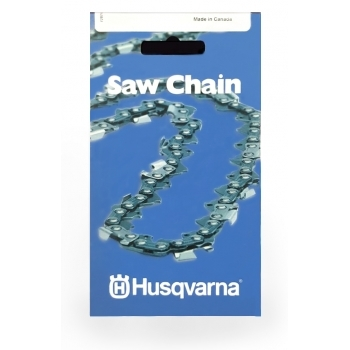 """HUSQVARNA 13"""" Saw chain H25 Semi chisel .325"""" 1.5 mm 56 Links"""