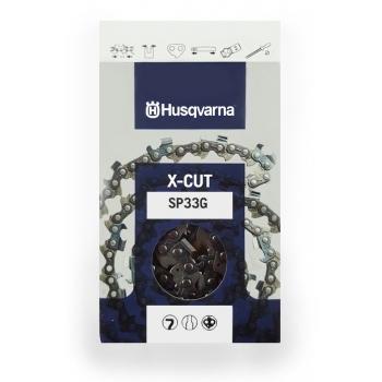 """HUSQVARNA 15"""" X-CUT SP33G Chain .325"""" 1.3mm 64 Links"""