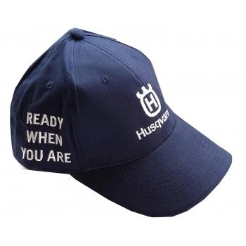 HUSQVARNA Baseball Cap Navy