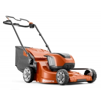 HUSQVARNA Battery Lawnmower LC 247Li (Shell Only)  Available Spring 2018.