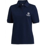 HUSQVARNA Cotton Polo Women
