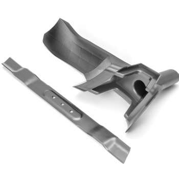 HUSQVARNA LC 353iVX Mower Mulch Plug and Combi Blade