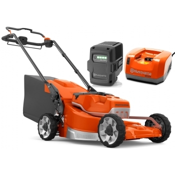 HUSQVARNA LC 551iV Cordless Lawnmower