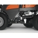 HUSQVARNA P 525DX WITH CABIN - Commercial Front Mower