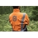 HUSQVARNA Technical Forest Jacket High Viz Jacket