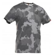 HUSQVARNA Xplorer T-shirt short sleeve unisex forest camo