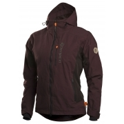 HUSQVARNA Xplorer water repellent shell jacket Women