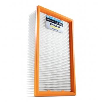 KARCHER Flat-Pleated Filter Packaged Pes