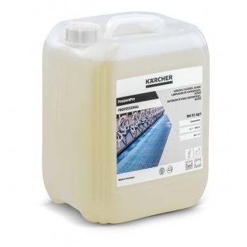 KARCHER High Pressure  Pro Surface Cleaner, Acidic RM 93 Agri, 10L