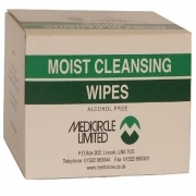 Antiseptic Alcohol Free Wipes